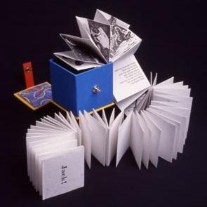 Book Art - Walking Bird Press - Jack