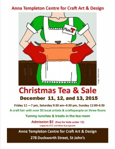 xmas t & sale poster 2015