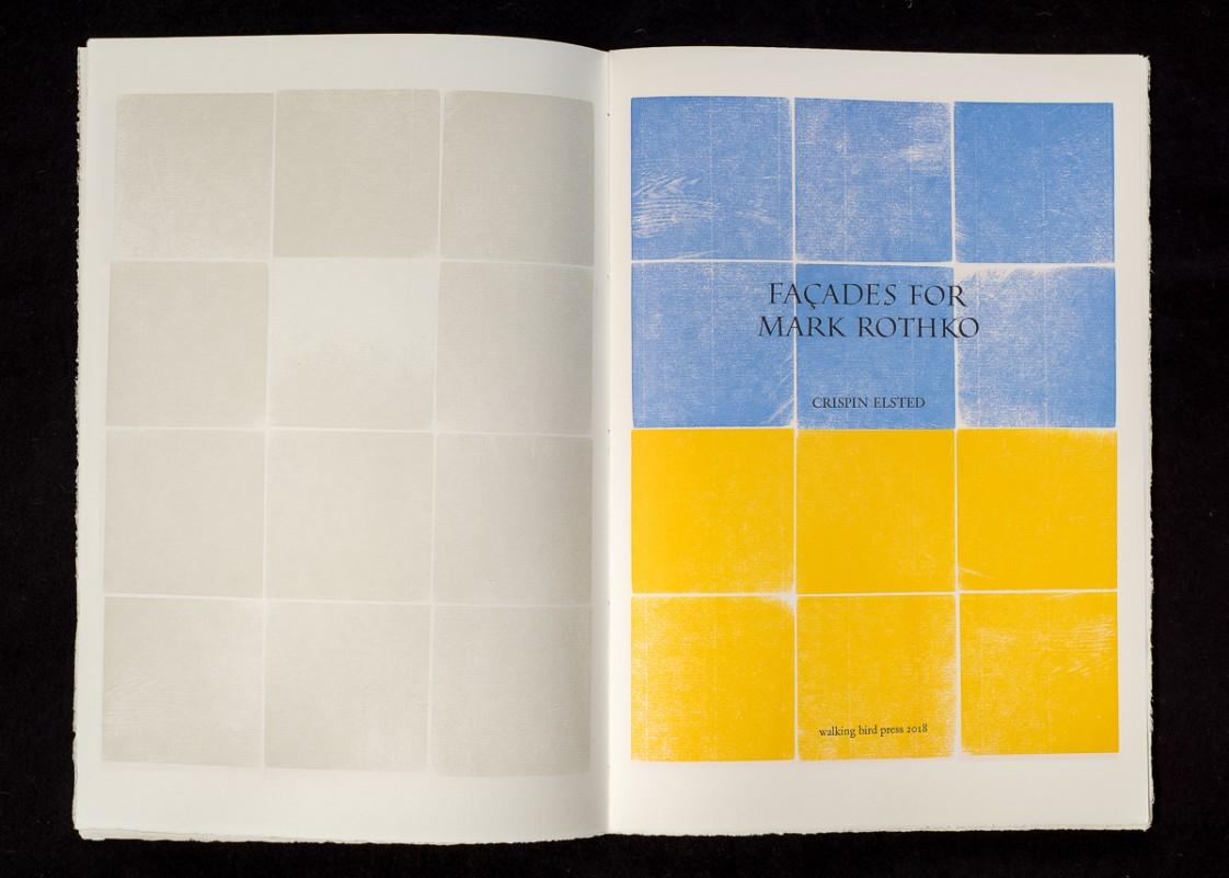 Facades for Rothko-3